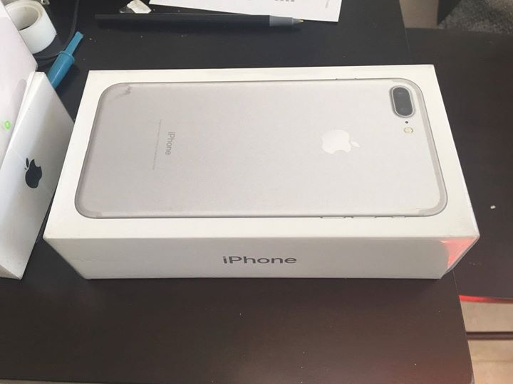 Brand New Apple iPhone 7 come with bill and warranty
